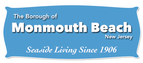 Borough of Monmouth Beach Retina Logo