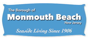 Borough of Monmouth Beach Mobile Logo