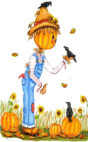 "MB ""Eco-Friendly"" Scarecrows are Here!"