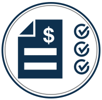 pay taxes online icons